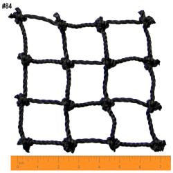 CIMARRON SPORTS #84 TWISTED POLY BATTING CAGE NETS (55X14X12) 4.0MM