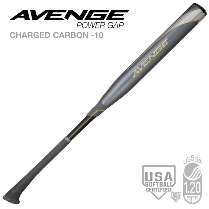 AXE BAT- 2020 AVENGE POWER GAP (-9) FASTPITCH SOFTBALL ASA USSSA