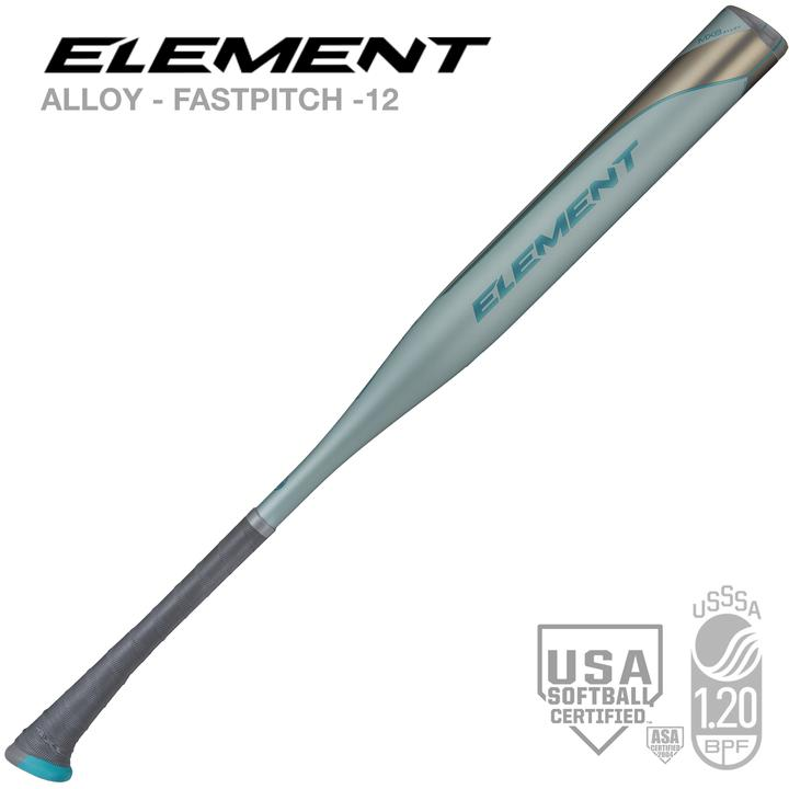 Load image into Gallery viewer, AXE BAT- 2022 ELEMENT (-12) FASTPITCH SOFTBALL ASA/USA USSSA