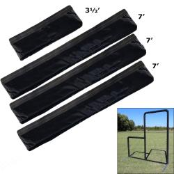 CIMARRON SPORTS-  FRAME PADDING (3 - 7' PIECES AND 1 - 3 ½' PIECE)