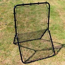 CIMARRON SPORTS- PRO PITCHBACK NET AND FRAME