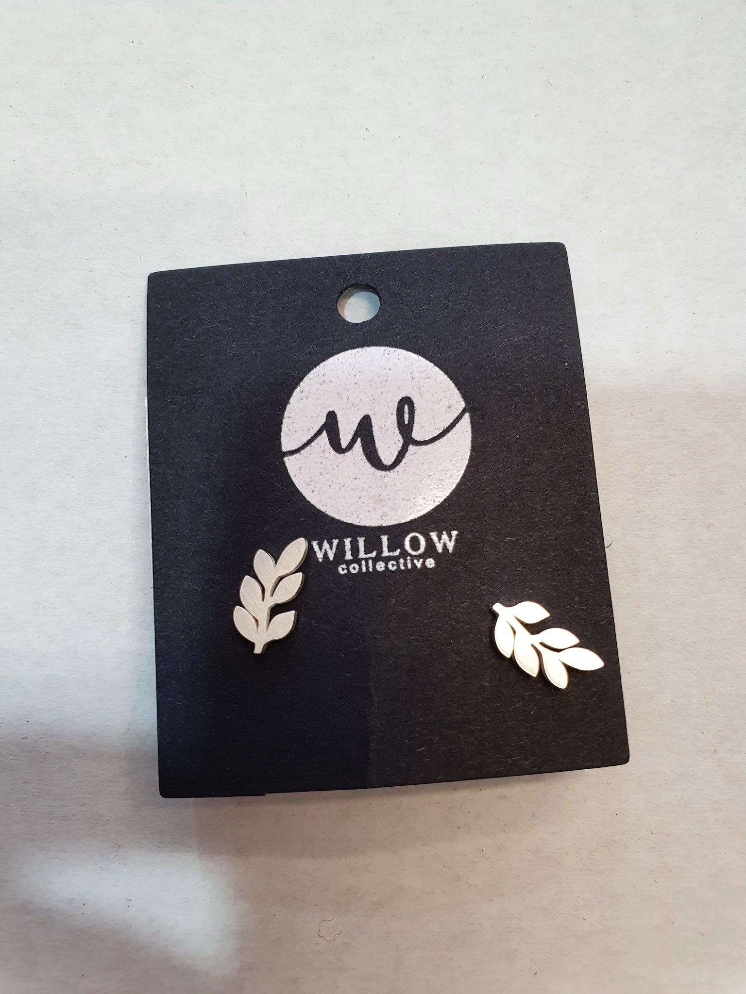 Willow Collective Silver Studs