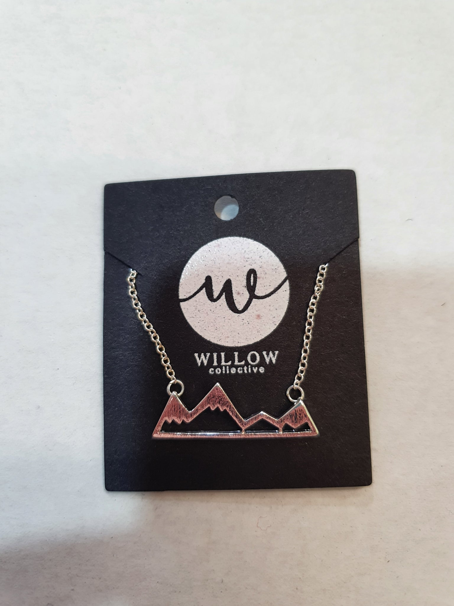 Willow Collective Silver Necklace