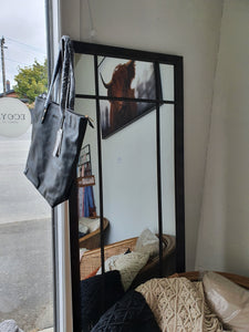 Rectangle Metal Mirror