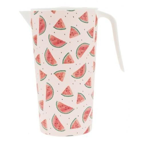 Bamboo Watermelon  Jug