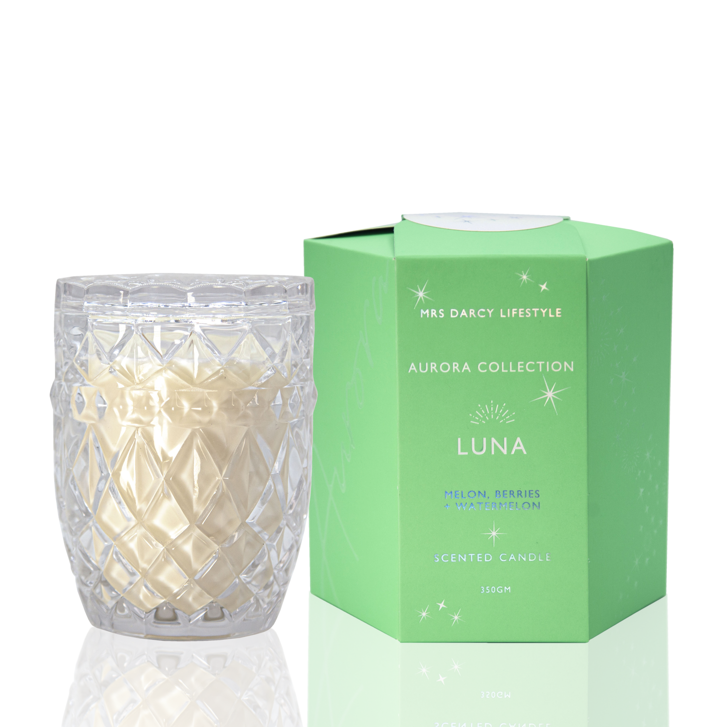 Aurora Collection Candle