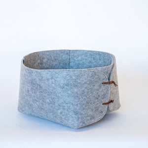 Hitch Felt Storage Basket