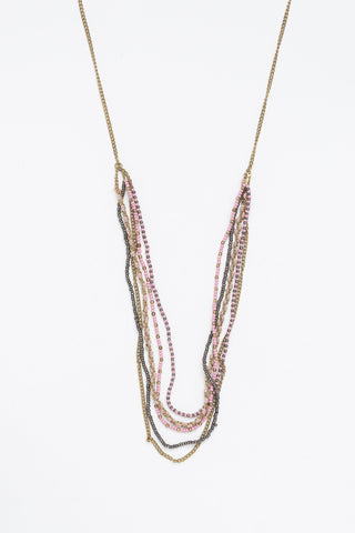 Stilen Sofia Blush Necklace
