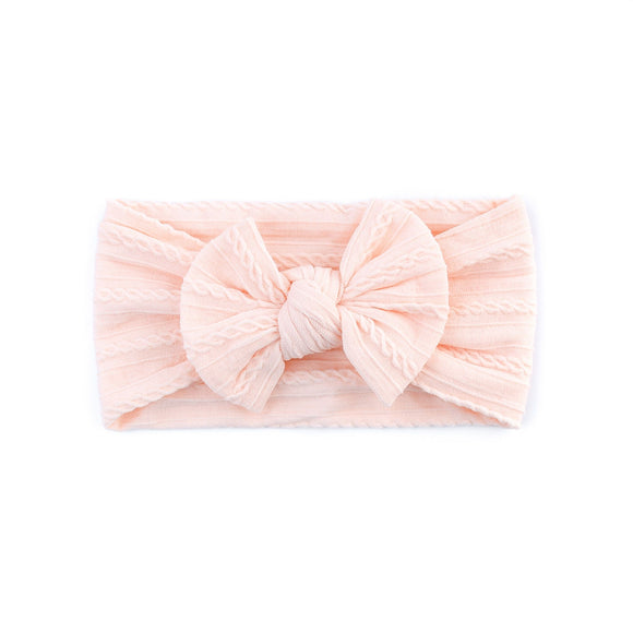 Cable Bow Headband