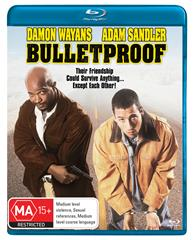 BULLETPROOF (BLURAY)