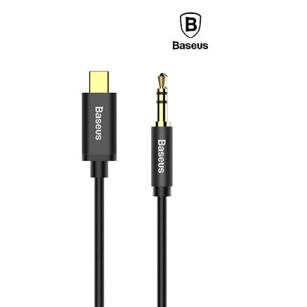 Baseus Type C Male to 3.5mm Audio Cable