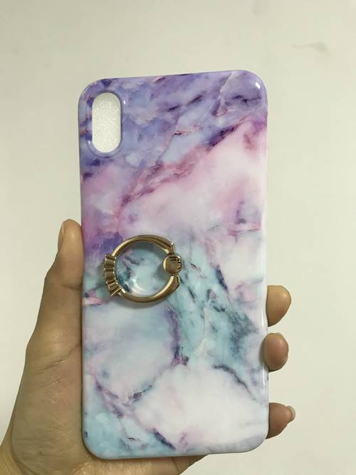 iPhone Dunty Ring Case