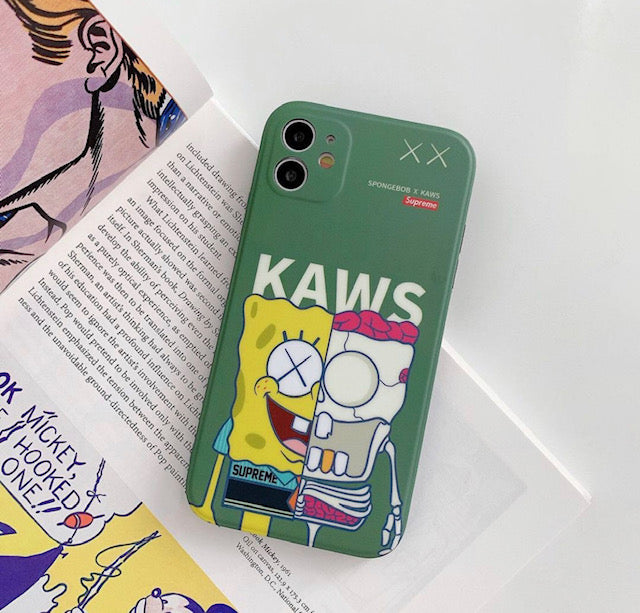 iPhone Kaws Inspired Case