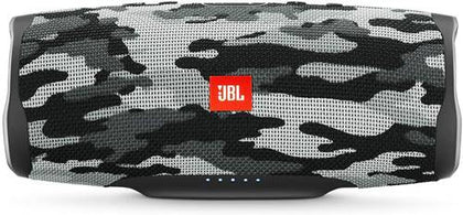 JBL Charge 4 Portable Wireless Speaker - Black Camo
