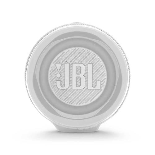 JBL Charge 4 Portable Wireless Speaker - White