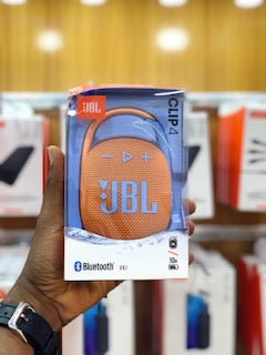 JBL Clip 4 Portable Wireless Speaker - Yellow