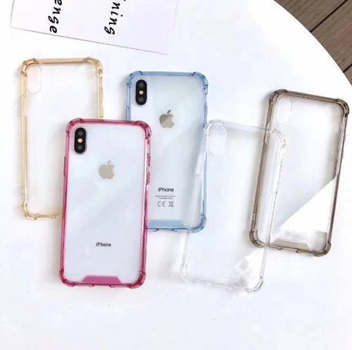 iPhone Transparent Wine Case