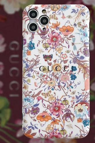 iPhone Gucci Flower Case
