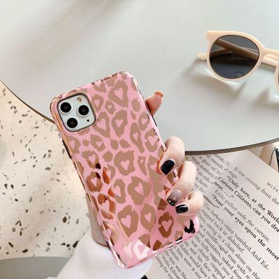 iPhone Rose Heart Case