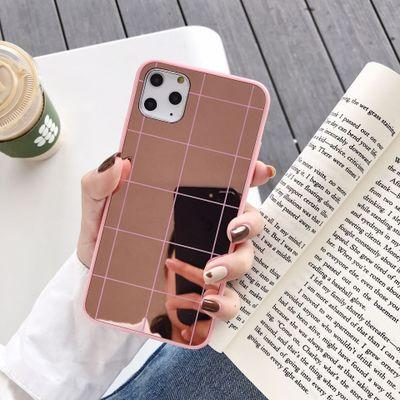 iPhone Rose Mirror Case