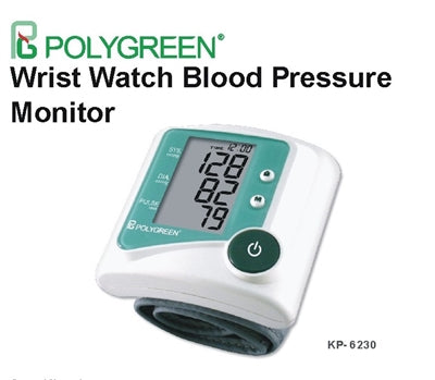 Digital Blood Pressure Monitor Wrist Type