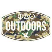 Phi Delta Theta Outdoors Design
