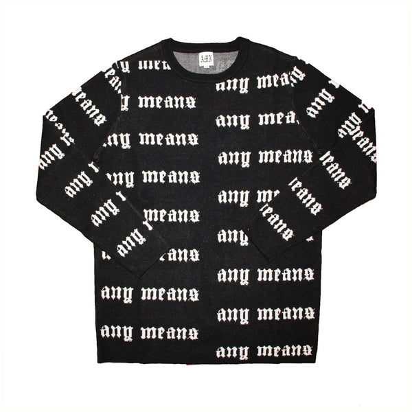 AMN Knitted Sweater