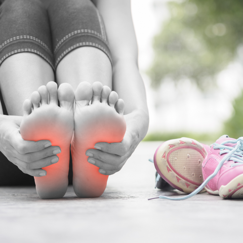 flat feet symptoms causes relief
