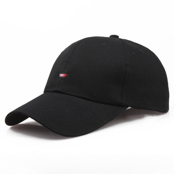 2020 New Women Men Baseball Cap Female Solid Color Outdoor Adjustable White Red Black Embroidered Women's Hats Summer