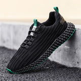 High Quality Men Shoes Casual Lace-up  Men's Sneakers Mesh Shoes Man Comfortable Breathable Lightweight Walking Sport Footwear