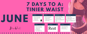 7 Days to a: Tinier Waist - Downloadable Guide