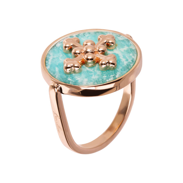 Disc-Amazonite-Ring-with-Cross_rings_light-blue