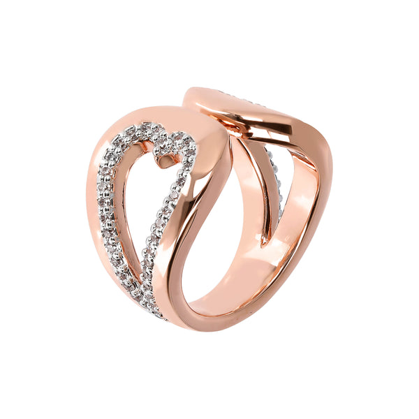 Double-Heart-CZ-Ring-Golden-Rosé_rings_