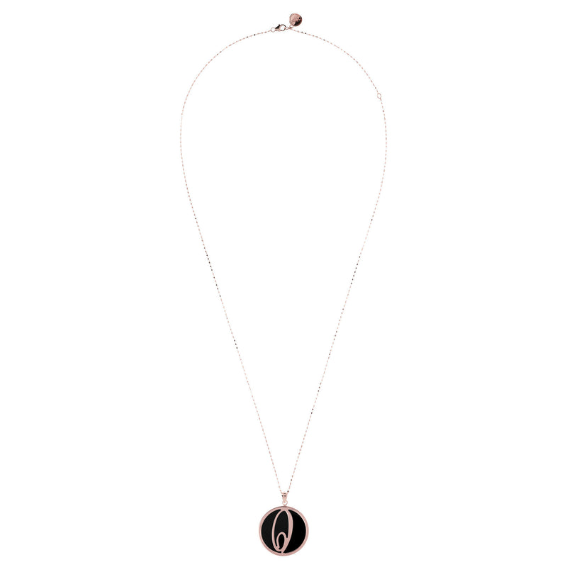 Large-Custom-Initial-Pendant-Necklace-with-Genuine-Stone_necklaces_black_1