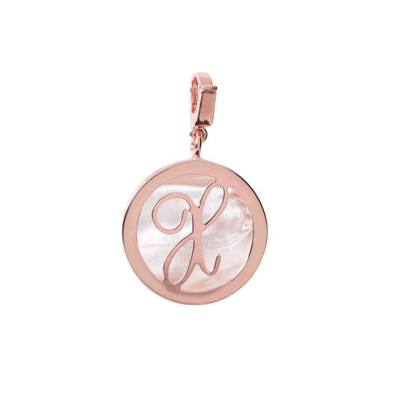 "Letter-""Z""-Charm-in-Pink-Mother-of-Pearl_ciondoli_rosa_X"