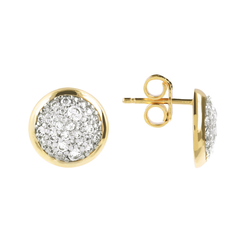 Pavé-Button-Earrings-Yellow-Gold-Plated_earrings_crystal_Y