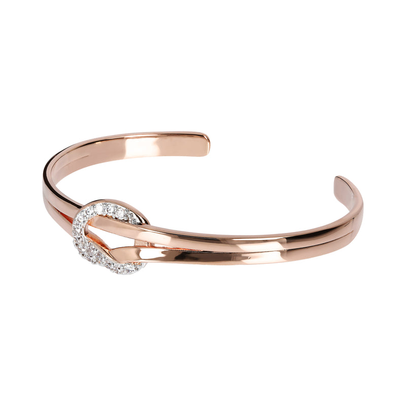 Pavé-Knot-Bangle_bracelets_crystal