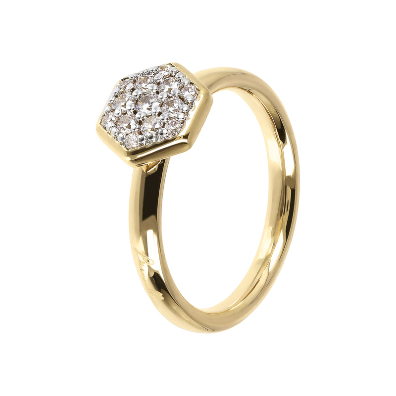 Yellow-Gold-Plated-Hexagon-CZ-Ring-_rings_crystal