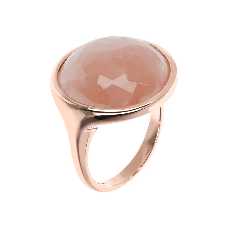 Natural Stone Hard Cut Ring