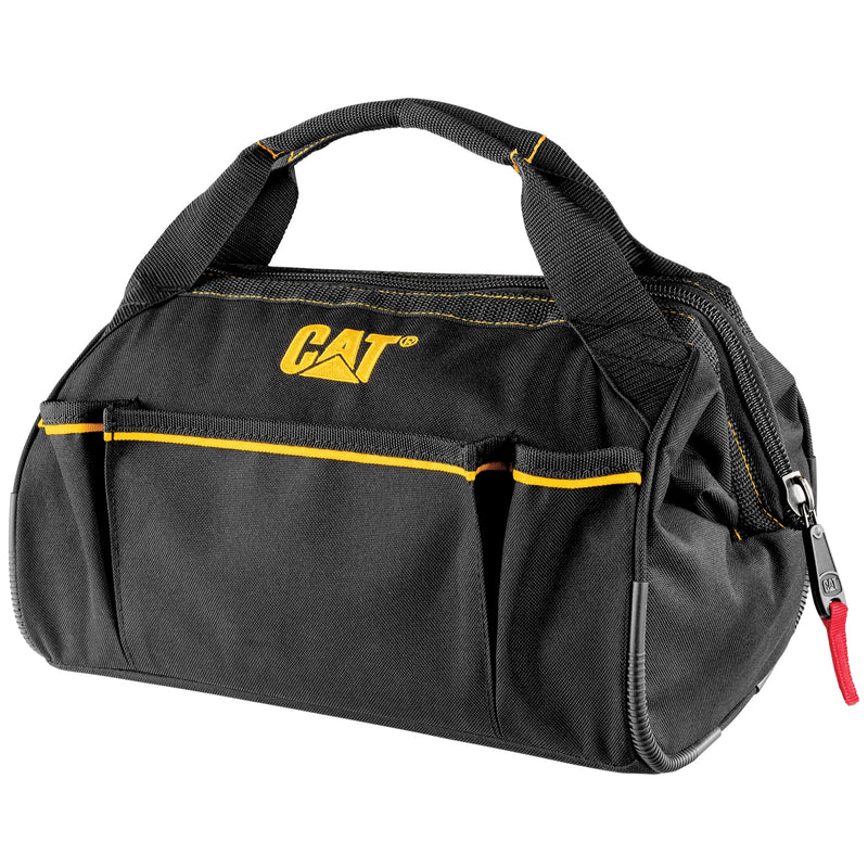 2 Piece Widemouth Tool Bag Set 13 in. and 16 in. 1200D Polyester