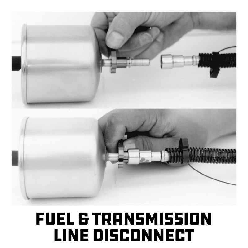 11 Piece Fuel And Transmission Line Disconnect Kit