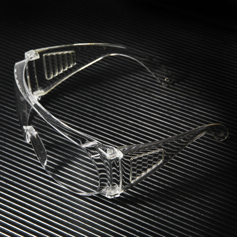 TradesPro Clear Protective Safety Eyewear Goggle Glasses - 833301