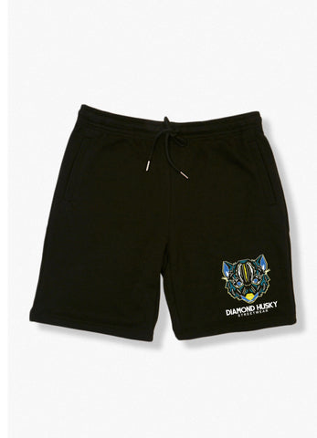 DIAMOND HUSKY SWEAT SHORTS