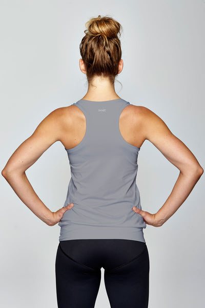 svvet grey tank top back view