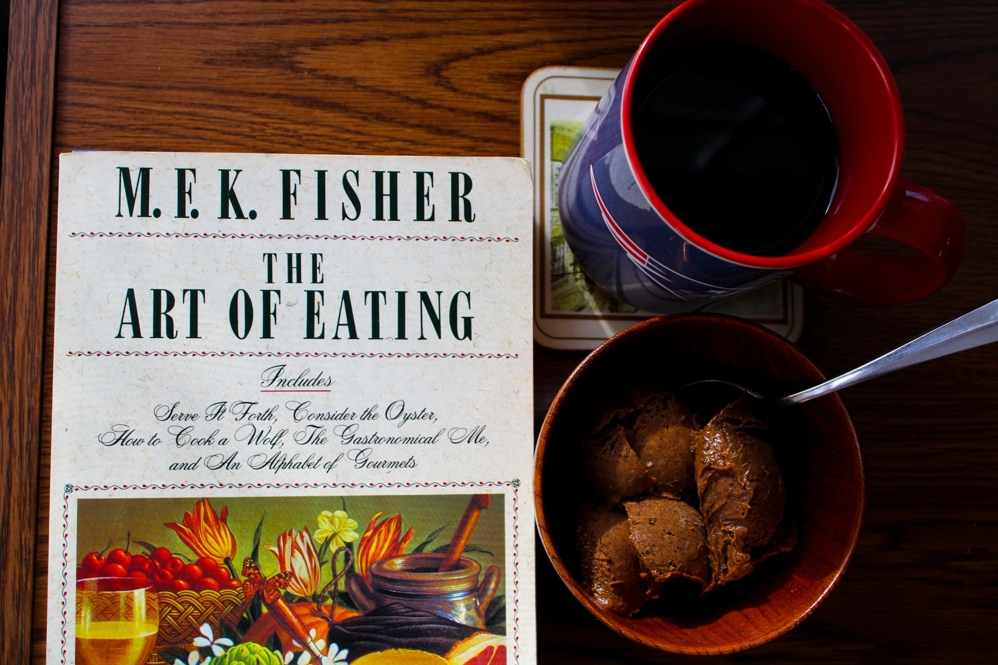 #1 MFK Fisher - The Art of Eating - Sweetness: The Just Book Club (It's Lit.!)