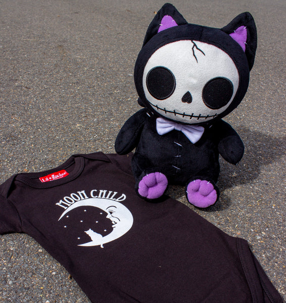 Darkside Moon Child Onesie Furrybones Mao-Mao Plush