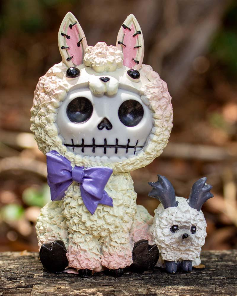 Furrybones Paco The Alpaca Figurine
