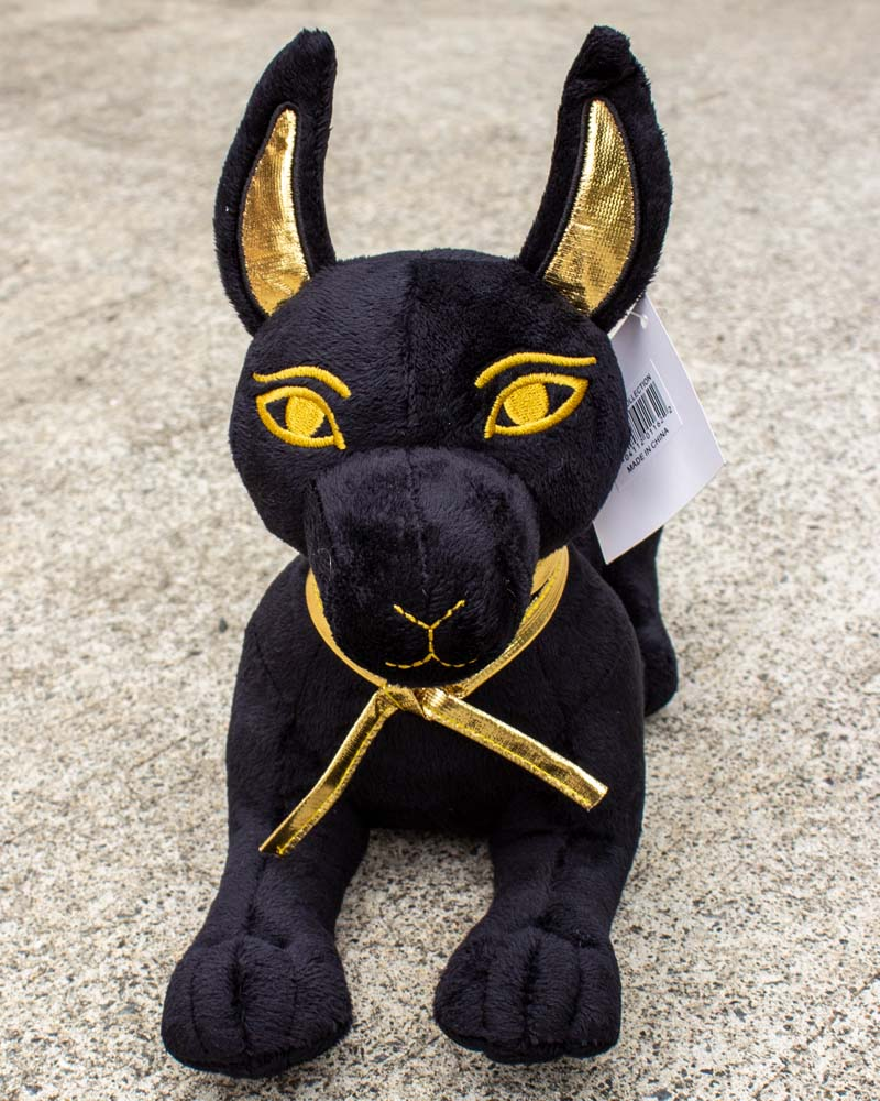 Egyptian Anubis Plush