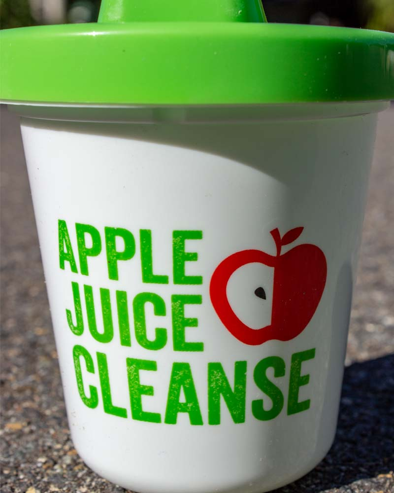 Gamago Apple Cleanse Sippy Cup