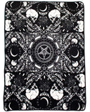 BlackCraft Cult Baroque Throw Blanket